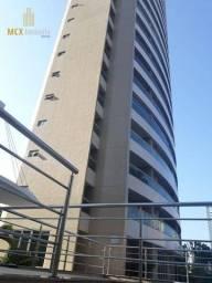 Apartamento Duplex com 4 dormitórios para alugar, 165 m² por R$ 4.200,00/mês - Cocó - Fort