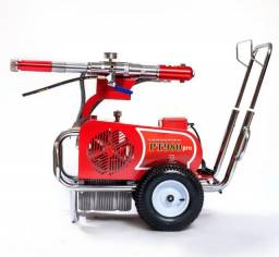 Airless máquina profissional para epóxi e tinta.