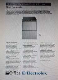 Máquina de Lavar Louça Industrial Bancada Electrolux 400154