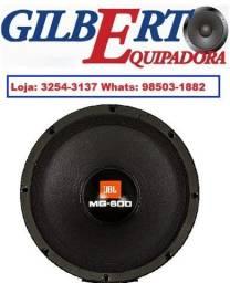 Alto falante JBL 10 polegadas MG 600