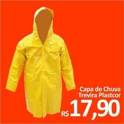 Capa de chuva Trevira Am T-G Plasticor - Prmoção= R$ 17,90