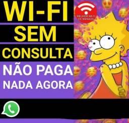 Wifi com TV