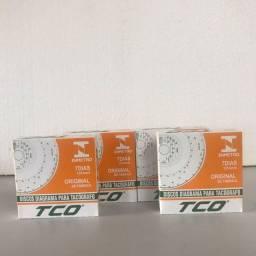 Título do anúncio: kit 4 disco tacografo semanal 125km