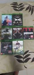 Jogos Xbox One (usados)