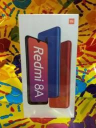 Redmi 8A Sunset Red- Cor vermelho