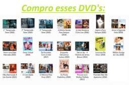 20 DVD's (Novos Ou Usados).
