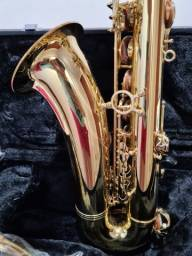 SAX TENOR EAGLE SEMI-NOVO