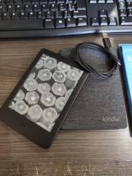 Kindle 10a. geração com iluminação embutida ? Cor Preta