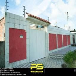 Casa com 3 dormitórios à venda por R$ 270.000 - Jacumã - Conde/PB