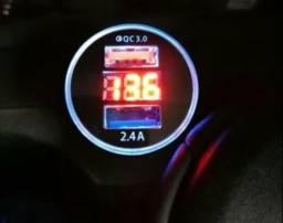 Promoção Carregador Veicular Turbo Power Quick Charge 3.0!