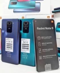 Sensacional oferta de mês novo - Celular Xiaomi Note 9 Lacrado com garantia
