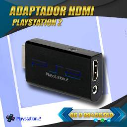 HDMI no PlayStation 2