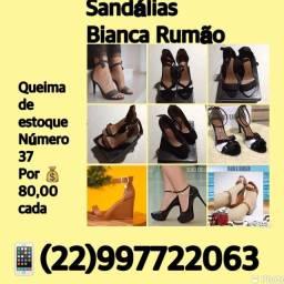 Promoção Sandálias Bianca Rumão