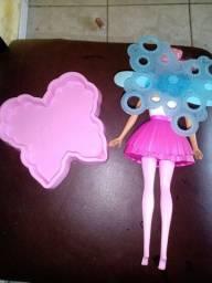 Barbie bolhas de sabão