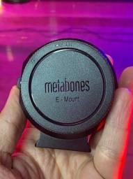 OPORTUNIDADE  metabones canon sony
