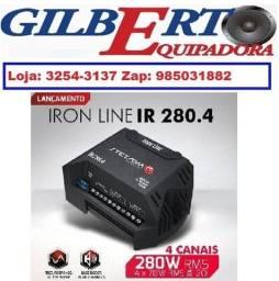Modulo iron line 280.4 3254-3137