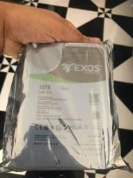 Hd Exos Enterprise 10 Tb 7200rpm Sas 12gb/s 3,5\ Seagate