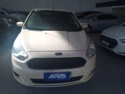 Ford ka sedã 1.5 2015 completa com gnv, ent+48x750