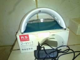 Máquina de secar gel semi nova 170,00