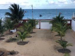 Casa Nova de praia 1.200m quadrados Frete ao Mar