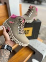 botas cat  femininas a pronta entrega