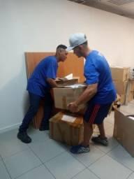 Título do anúncio: Mudanças caminhão baú para todo BRASIL