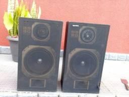 Caixa Acústica Gradiente Bs-80 2 Vias Falante 10 Polegadas