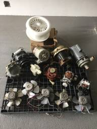[Oferta] Lote 12 unid - Motor de Indução - Motor de Lava Roupa / Lavadora - Bomba de água