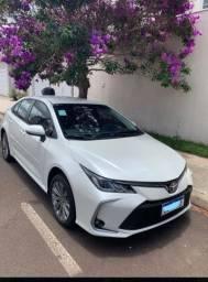 Toyota  corolla 2021 2.0 / parcelado