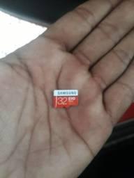 Vendo cartao de memoria 32 gigas