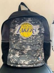 Mochila dos Lakers Edição Limitada