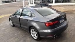 Vendo Audi A3 cinza sedan 1.4 prestige plus tech