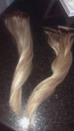 Mega Hair 60cm (cabelo Humano Brasileiro)