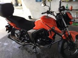 Moto DK 150 suzuki