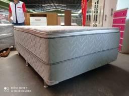 cama box de molas ensacadas pelmex