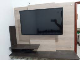 """TV Samsung 32"""" LED em Perfeito Estado + Painel e Garantia de 3 Meses"""