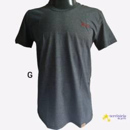 camisa basica tamanho p m g gg