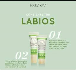 Kit Lábios de Seda Mary Kay