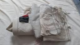 Kimono naja A2 / duas calças