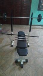 Venda equipamentos de musculação