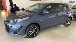 Título do anúncio: Toyota Yaris XLS 21/22 Teto Solar