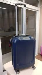 Mala de viagem rígida ABS para ate 10kgs rígida à bordo aérea ANAC