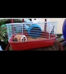 Título do anúncio: Gaiola (Hamster)