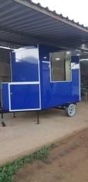 Fabricamos treilher rebok para cavalo carretinha