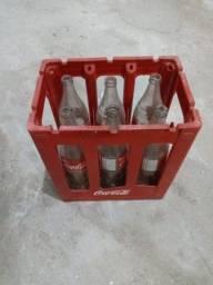 Grades de coca cola 1 litro