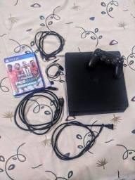 Playstation 4 Slim 1TB EM PERFEITO ESTADO