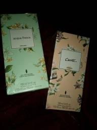 2 perfumes  O Boticário