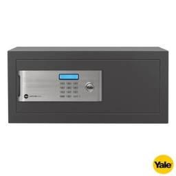 Cofre Certificado Laptop Yale com Capacidade para 02 Senhas Cinza - 05544000-2