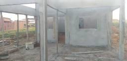 Casa em construção campo Verde MT