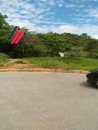 Lote com 418 m² dentro do condomínio fechado Estancia dos Lagos em Santa Luzia/MG. Cod:358